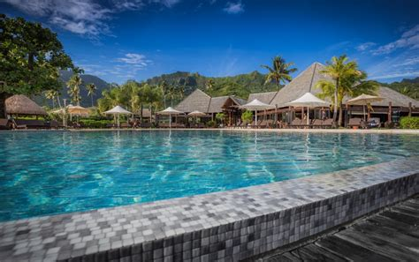 Moorea Manava Beach Tahiti Vacation Package