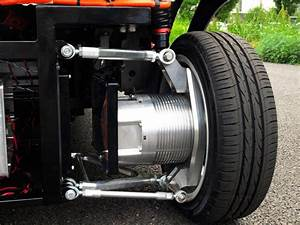 World U0026 39 S First Wireless In-wheel Electric Motor Comes From Japan