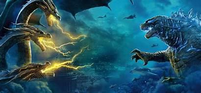 Godzilla Monsters King Movies Wallpapers Hollywood