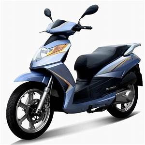 China 50cc Gas Motor Scooter - China Scooter, Scooters