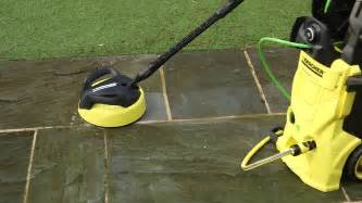 how to clean patios with the k 228 rcher pressure washer and
