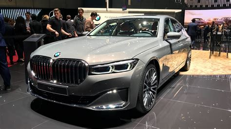 New Bmw 7 Series by New 2019 Bmw 7 Series Revealed Car Magazine