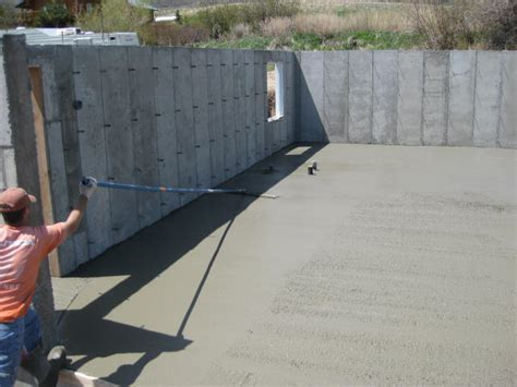 pin floating concrete deck footings image search results
