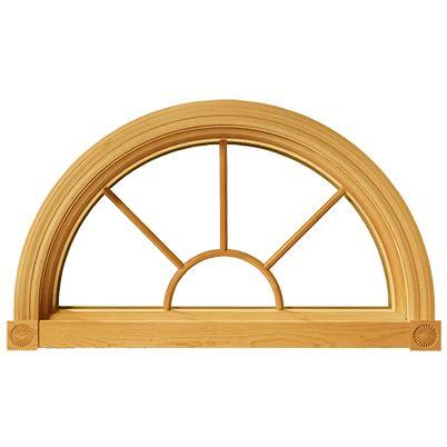 series specialty shape windows