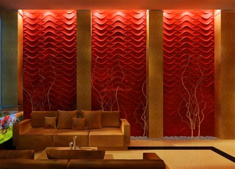 modern wall art cladding textured wall panels  sq