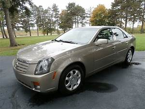 2003 Cadillac Cts - Pictures
