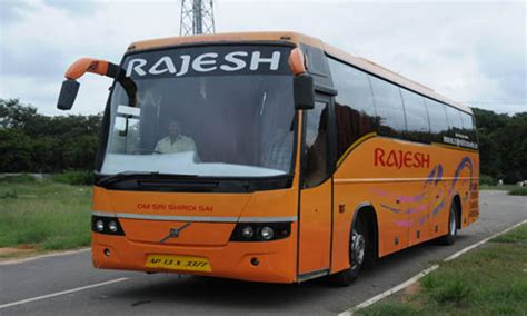 rajesh travels  bus booking upto rs discount