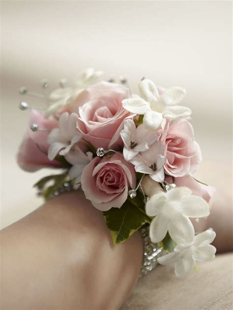 prom corsage ideas  pinterest prom