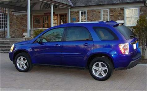 2005 Chevrolet Equinox  First Drive & Road Test Review