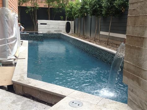 Modern Uptown New Orleans Swimming Pool And Spa