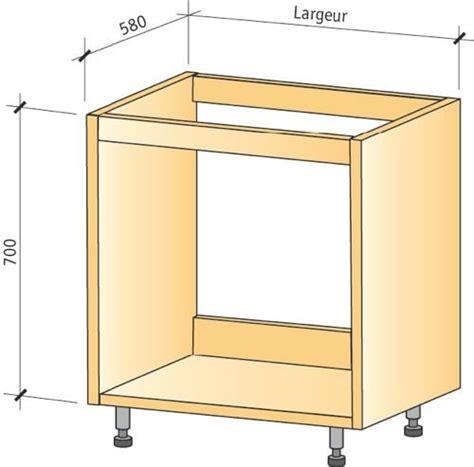 caisson armoire de cuisine caisson cuisine bois fabriquer meuble de cuisine en bois