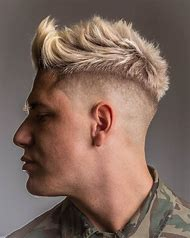2018 High Fade Men's Haircut