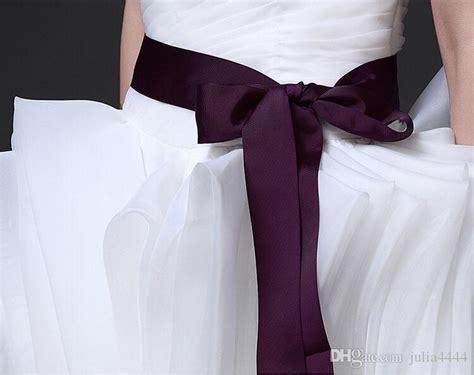 2019 2017 bridal sash belts for wedding dresses diy bow