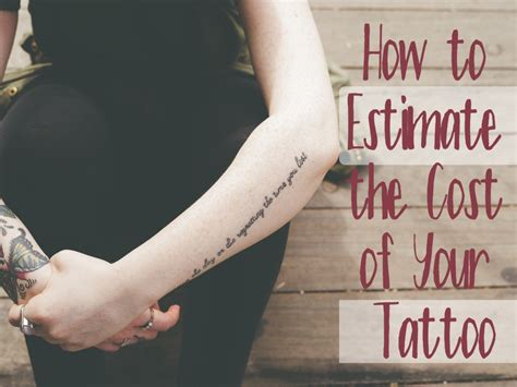 tattoo cost tatring