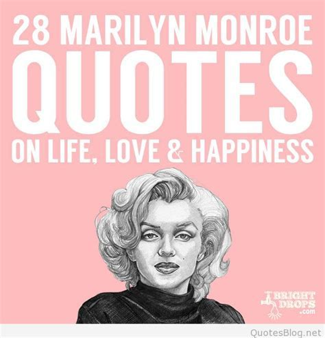 Best Inspiring Marilyn Monroe quotes pics