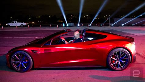 Tesla Roadster Could Go Even Faster With Option Package ...