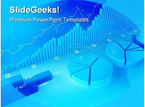 statistics stock exchange finance powerpoint templates