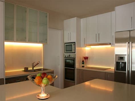 led counter lighting kitchen kitchen undercabinet