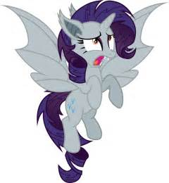 Bat My Little Pony Rarity