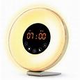 The best wake-up light, sunrise alarm clock is the Philips ...