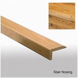 unika solid oak lip over type wood floor stair nosing With wood flooring stairs nosing