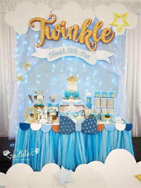 stars birthday party ideas   twinkle twinkle