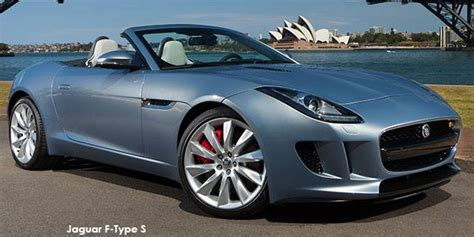 Jaguar F-type S Convertible Specs In South Africa