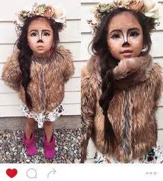 Reh Kostüm Selber Machen  Bambi Kostüm, Kostüme Selber