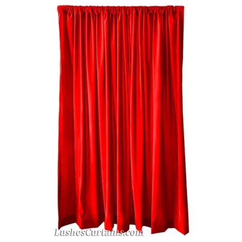 14 ft high flocking velvet curtains panels 14ft custom