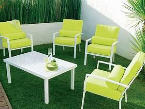 Mini Salon De Jardin : mini salon de jardin maison design ~ Teatrodelosmanantiales.com Idées de Décoration