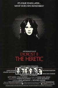 EXORCIST II: THE HERETIC | Play It AgainPlay It Again