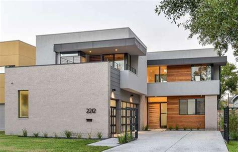 25 inspirasi terbaik desain denah rumah modern minimalis