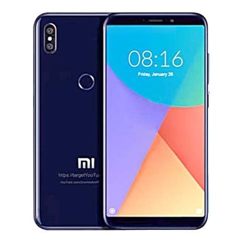 xiaomi mi a2 checkout specification gizmochina