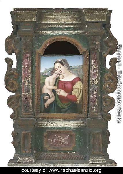 Ee  Raphael Ee    Ee  The Complete Ee    Ee  Works Ee    Ee  The Madonna Ee    Ee  And Child Ee   In A