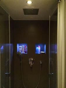 Spot Pour Douche : niche de douche clair e en led mini spot led ext rieur ~ Edinachiropracticcenter.com Idées de Décoration