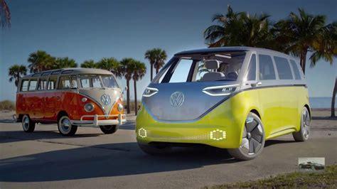 volkswagen microbus 2022 volkswagen i d buzz l new electric vw microbus l