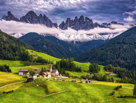 Visiting Val Di Funes Pure Enchantment In The Dolomites