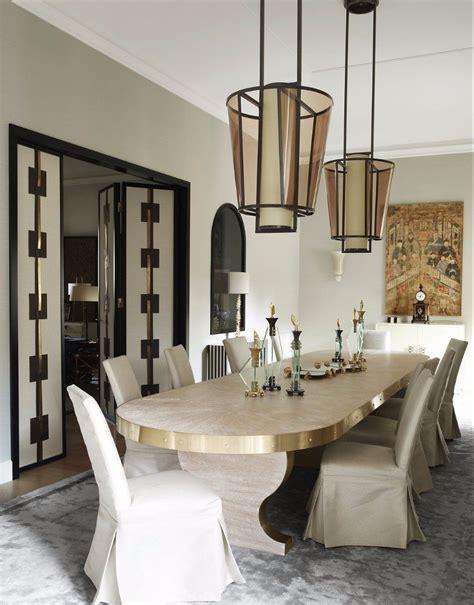 amazing dining rooms  top interior designers