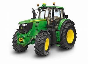 John Deere 6170m Tractor Maintenance Guide  U0026 Parts List