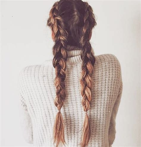 braid hairstyles tumblr dutch braid on tumblr
