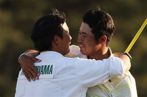 Hideki Matsuyama's Comments After His Historic Win at The ...