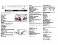 peugeot metropolis manuals and documents peugeot With 308 peugeot repair manual