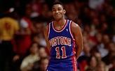 Isiah Thomas: Pistons star shines in 1987 NBA playoffs | Vault
