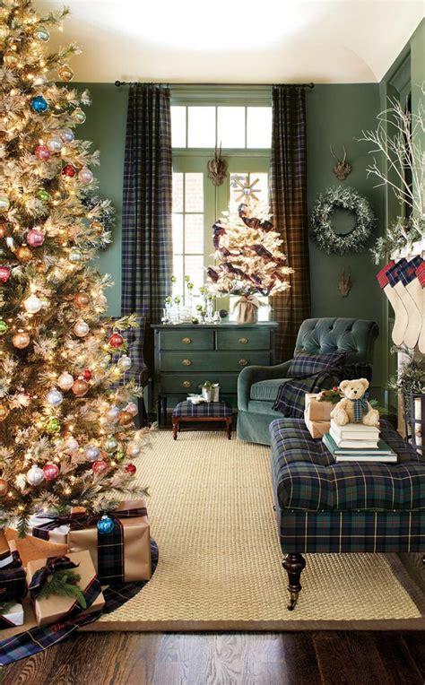 decoracion navidena ventanas  adornos preciosos