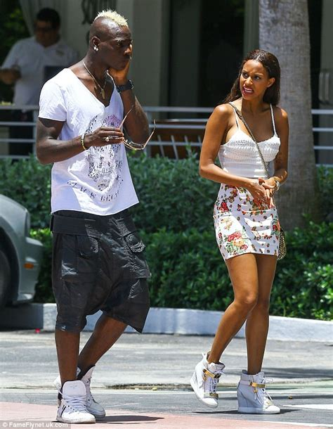 diamond drop earrings uk mario balotelli and neguesha enjoy some retail