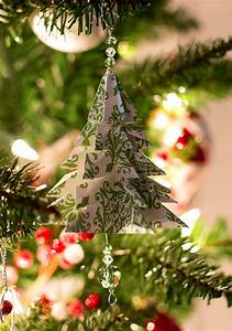 25 easy paper ornaments you can make at home
