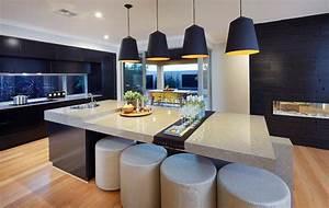 cuisine grise anthracite cuisine brute en 82 photos With charming couleur gris anthracite peinture 14 decoration cuisine meuble gris