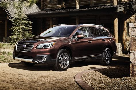 Outback News by 2017 Subaru Legacy And Outback Pricing Released
