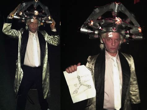 doc brown costume punch costume roundup