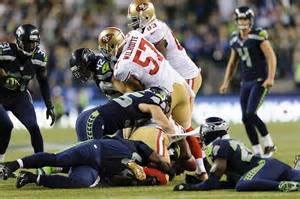 seahawks ers game strangely anti climactic